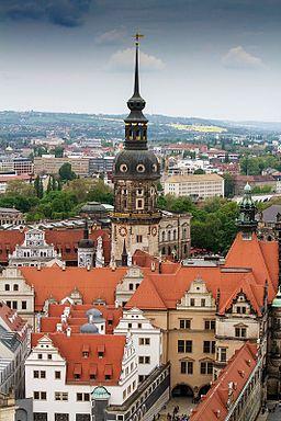 1024 Dresden, Stadtschloß, Hausmannsturm-7692