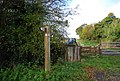 1066 Country Walk signposted off Forewood Lane - geograph.org.uk - 1577398.jpg