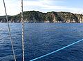 107 La costa a ponent de Tossa de Mar, la Bola i sa Pedra Tallada.JPG