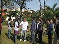 10th Anniversary Celebration of Bengali Wikipedia in Jadavpur University, Kolkata, 9-10 January, 2015 41.JPG