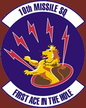 10th Missile Squadron