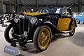 110 ans de l'automobile au Grand Palais - MG Midget TA 'Airline' Coupé - 1936 - 005.jpg