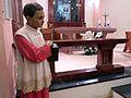 111 Santuari de la Mare de Déu de la Roca (Mont-roig del Camp), almoiner i altar.jpg