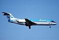 140dc - KLM Cityhopper Fokker 70; PH-KZI@ZRH;25.07.2001 (5327368314).jpg