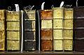 1440 begonnene Ratsbibliothek durch Stiftung von Konrad von Sarstedt an den Rat der Stadt Hannover, (03).JPG
