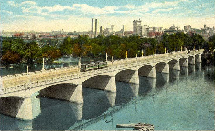 14th Street Bridge, Richmond, ca 1917