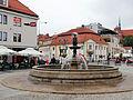 150913 Fountain at Kościuszko Square in Białystok - 01.jpg