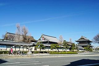Ōtani-ha one of dominant sub-sects of Jōdo Shinshū. Head temple is Higashi Honganji in Kyoto (Q910281)
