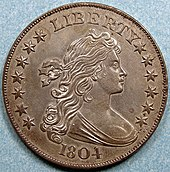 Gobrecht Dollar Wikipedia