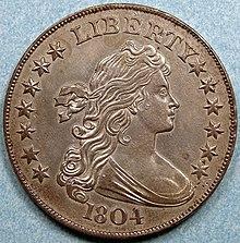 1804 Dollar Wikipedia
