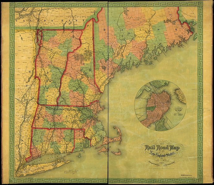 File1854 Rail Road Map of the New England Statesjpg  Wikimedia