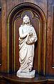 1860 Evangelisten-Skulptur von Georg Hurtzig, Kanzel der Klosterkirche Marienwerder, Hannover, 04.jpg