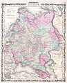 1862 Johnson Map of Russia - Geographicus - Russia-johnson-1862.jpg