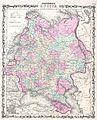 1862 Johnson Map of Russia - Geographicus - Russia-johnson-1862.jpg