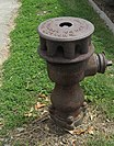 1869 Holly fire hydrant