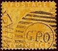 1876ca 2d chrome-yellow Western Australia GPO Yv22 SG71.jpg