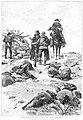 1887-01-30, La Ilustración Española y Americana, Cazadores en los altos de Guadarrama, Alcázar.jpg