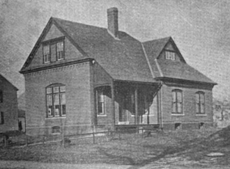 Templeton, Massachusetts - Public library, Templeton, 1891