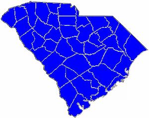 South Carolina gubernatorial election, 1904 - Image: 1904SCGov Results