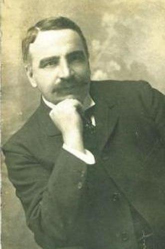 Charles Allen (Stroud MP) - Charles Peter Allen MP, circa 1905