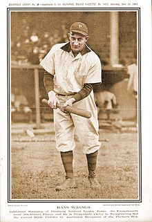 T206 Honus Wagner Wikivisually