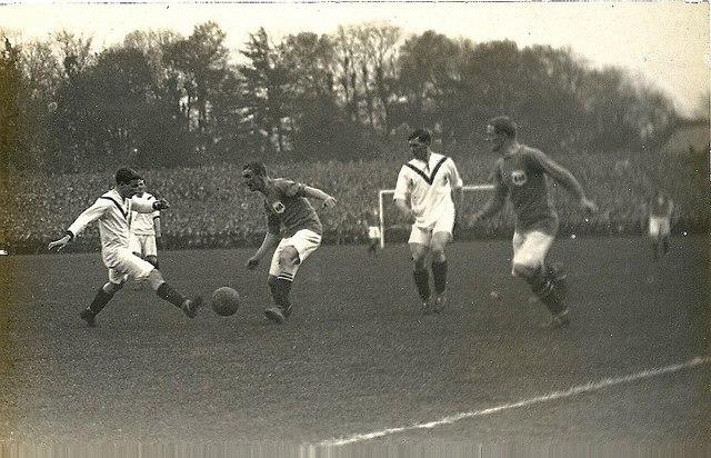 1909 fa cup final