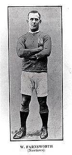 Bill Farnsworth Australian RL coach and former Australia international rugby league footballer