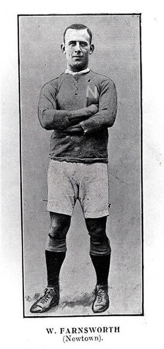 Bill Farnsworth - Image: 1910 Bill Farnsworth