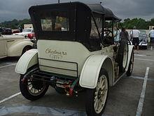 1913 Chalmers tourer (5406435729).jpg