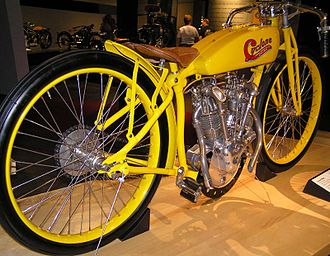 Cyclone (motorcycle) - Image: 1914 Cyclone (2) The Art of the Motorcycle Memphis