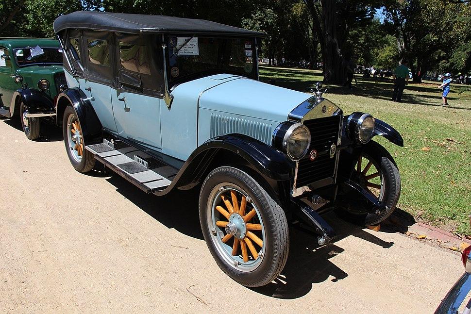 1926 Essex 6 Tourer (12897809835)