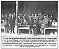 1934 Modest Słoniowski , prezes Związku Oficerów Rezerwy w Łodzi na strzelnicy ŁKS w Łodzi.jpg