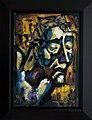 1958 Hans Breinlinger - Dornengekroenter Christus.jpg