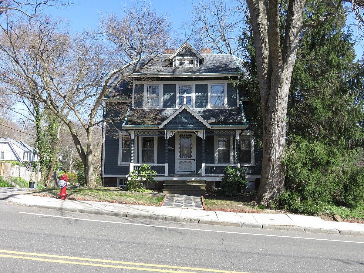House At 195 Prospect Avenue Wikipedia