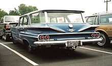 Chevrolet Parkwood Wikipedia