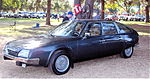 1985 Citroen CX1