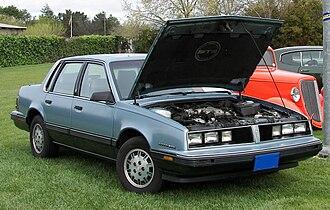 Pontiac 6000 - 1985 Pontiac 6000 STE