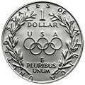 1988 Olympics Silver $1 Obverse.jpg