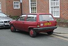 Volkswagen Polo Twist