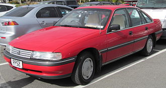 Holden Commodore (VN) - New Zealand specification Commodore Berlina, badged as Executive (1990–1991)