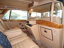 Px Bentley Turbo R Lwb Limousine