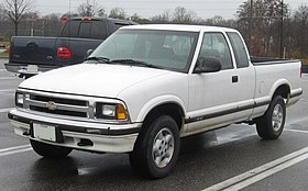 1991 chevy s10 hp