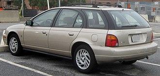 GM Z platform - 1996-1999 Saturn SW