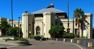 Sydney Conservatorium of Music - Image: 1 Conservatorium a