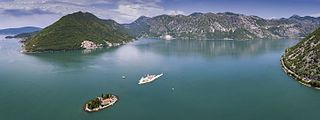 Bay of Kotor Geographic region of Montenegro