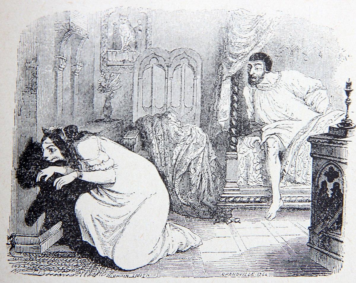 Image De Chatte Femme la chatte métamorphosée en femme (la fontaine) — wikipédia