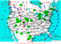 2004-02-04 Surface Weather Map NOAA.png