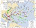 2005 Atlantic hurricane season map.png