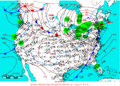 2006-03-14 Surface Weather Map NOAA.png
