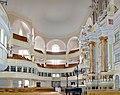 20070508160DR Großenhain Marienkirche Kanzelaltar mit Orgel.jpg